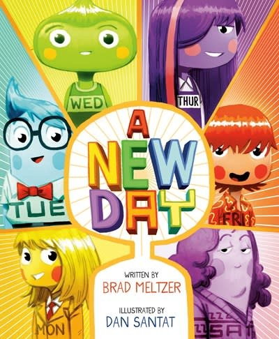 Dial Books A New Day
