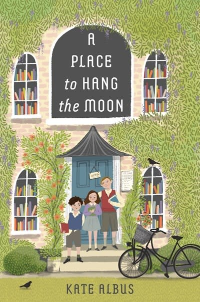 Margaret Ferguson Books A Place to Hang the Moon