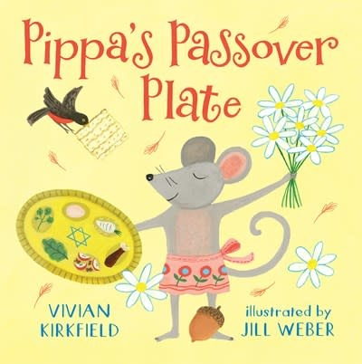 Holiday House Pippa's Passover Plate