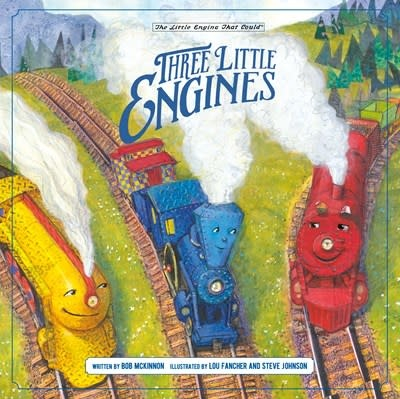 Grosset & Dunlap Three Little Engines