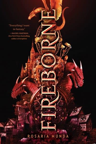 Penguin Books Fireborne