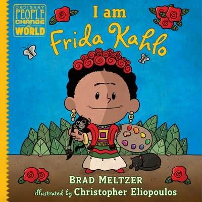 Dial Books I am Frida Kahlo