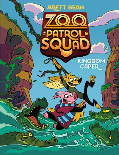 Penguin Workshop Kingdom Caper #1