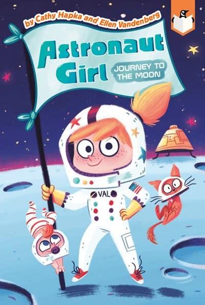 Penguin Workshop Astronaut Girl 01 Journey to the Moon