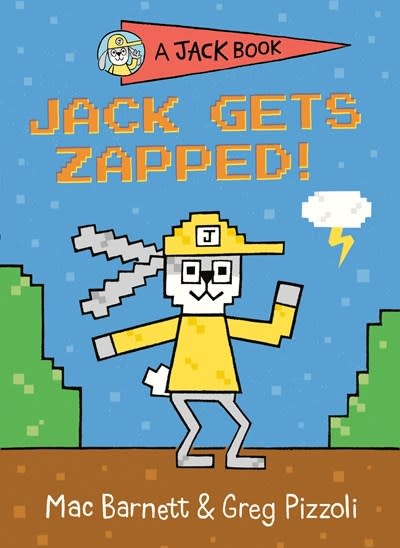 Viking Books for Young Readers Jack Gets Zapped!