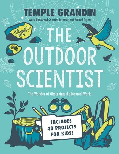 Philomel Books The Outdoor Scientist