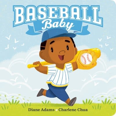 Viking Books for Young Readers Baseball Baby