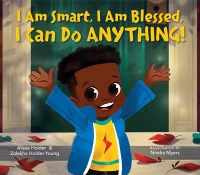 Flamingo Books I Am Smart, I Am Blessed, I Can Do Anything!