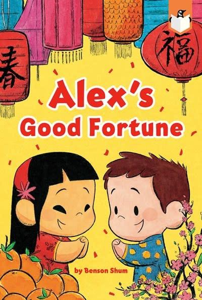 Penguin Workshop Alex's Good Fortune