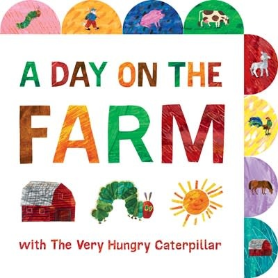 World of Eric Carle A Day on the Farm with The Very Hungry Caterpillar