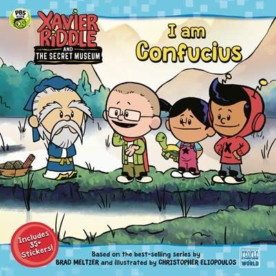 Penguin Young Readers Licenses I Am Confucius