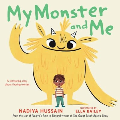 Viking Books for Young Readers My Monster and Me