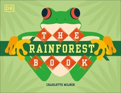 DK Children The Rainforest Book