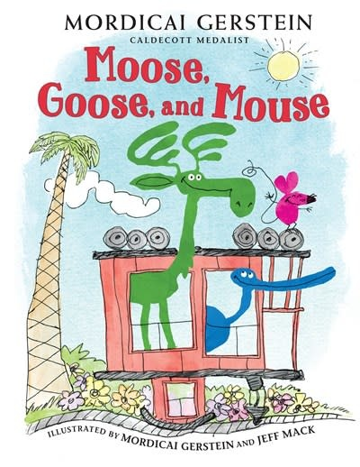 Holiday House Moose, Goose, and Mouse