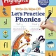 Highlights Learning Write-On Wipe-Off Let's Practice Phonics