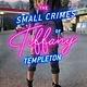 Razorbill The Small Crimes of Tiffany Templeton