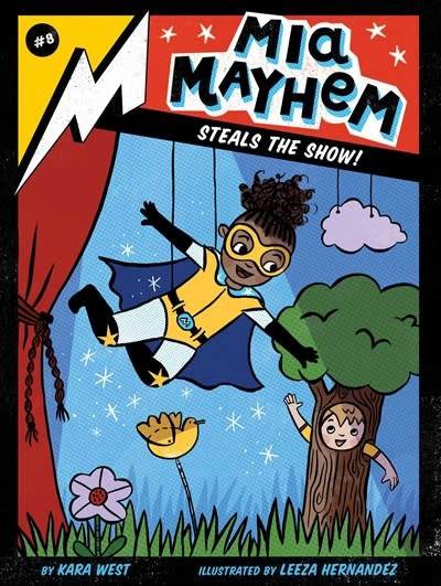 Little Simon Mia Mayhem 08 Steals the Show