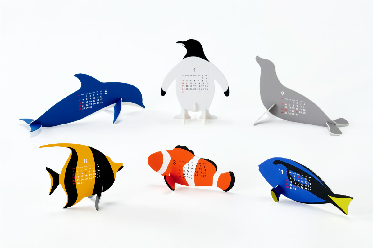 Good Morning Aquarium (2021 Calendar)