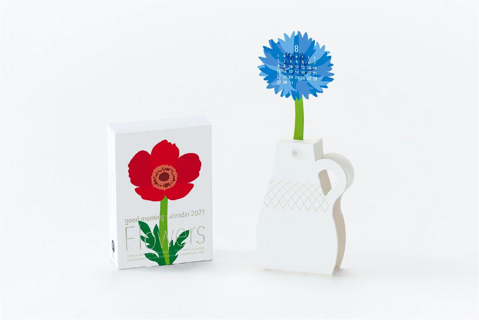 Good Morning Flowers (2021 Calendar)