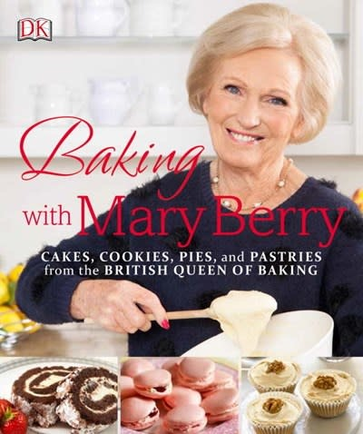 DK Baking with Mary Berry