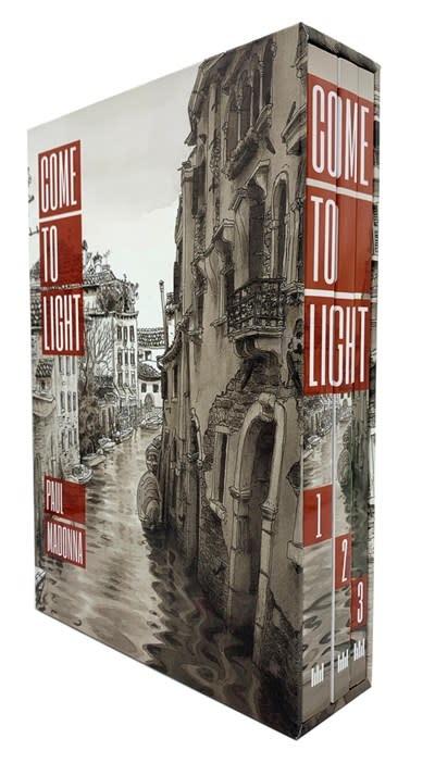 West Margin Press Come to Light: A Novel