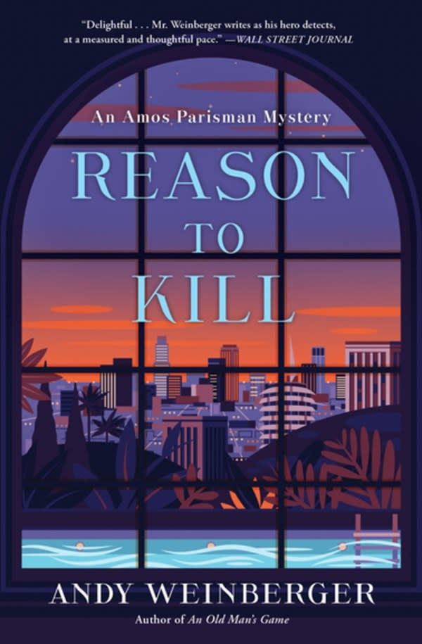 Reason To Kill: An Amos Parisman Mystery
