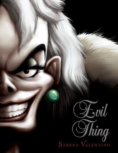 Disney-Hyperion Evil Thing