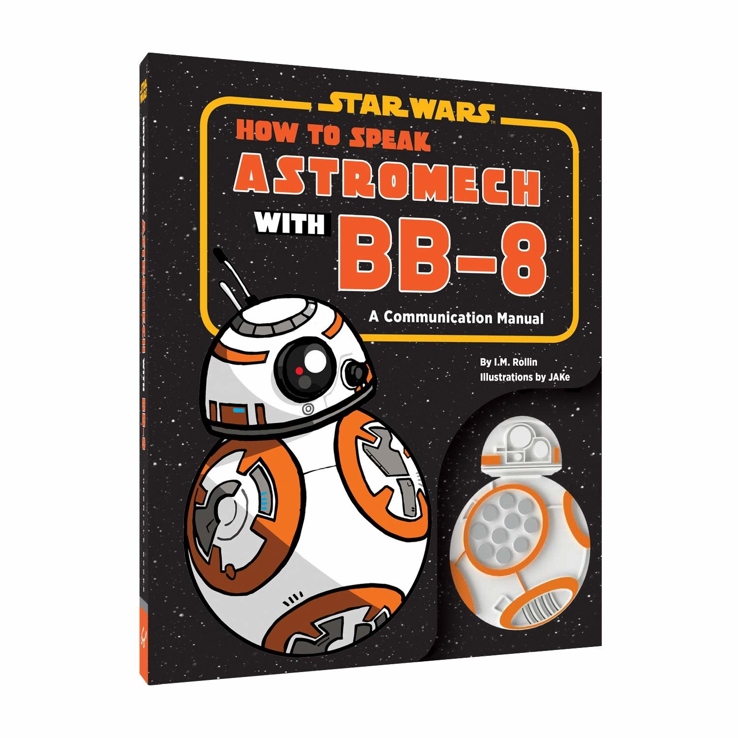 Chronicle Books Star Wars: How to Speak Astromech with BB-8