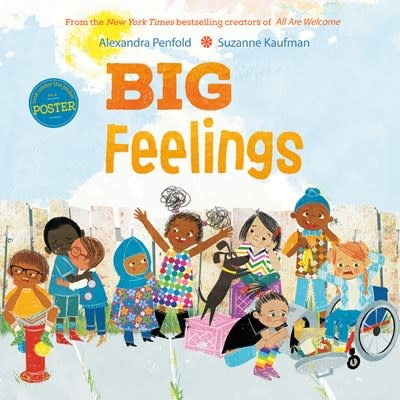Knopf Books for Young Readers Big Feelings