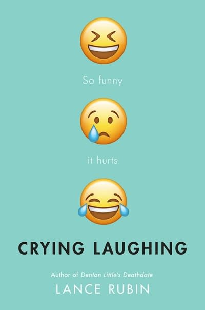 Ember Crying Laughing
