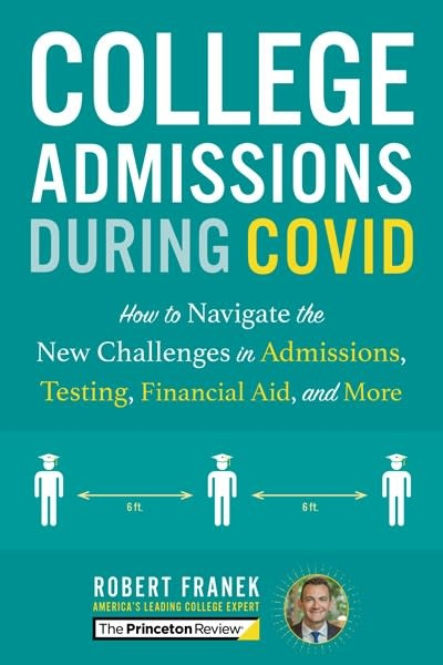 Princeton Review College Admissions During COVID