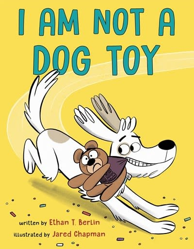 Random House Books for Young Readers I Am Not a Dog Toy