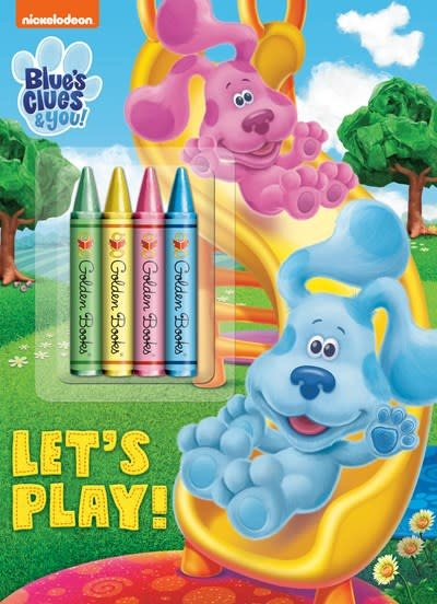 Golden Books Let's Play! (Blue's Clues & You)