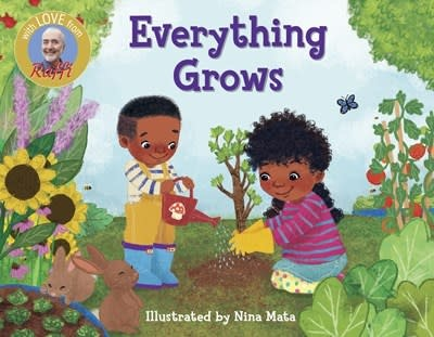 Knopf Books for Young Readers Everything Grows