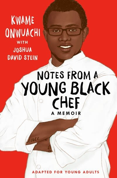 Delacorte Press Notes from a Young Black Chef (Adapted for Young Adults)