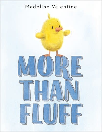 Knopf Books for Young Readers More Than Fluff