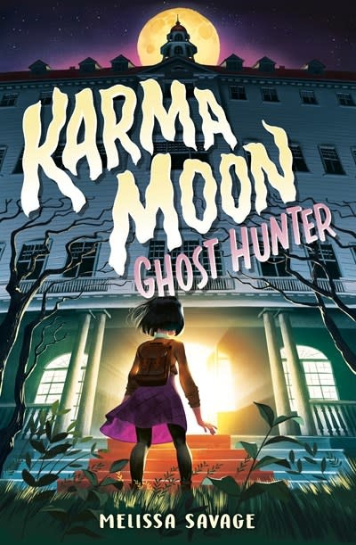 Crown Books for Young Readers Karma Moon--Ghost Hunter