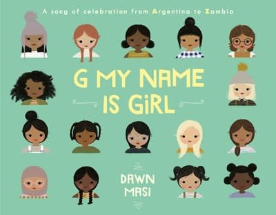 Doubleday Books for Young Readers G My Name Is Girl