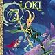 Golden Books Loki Little Golden Book (Marvel)