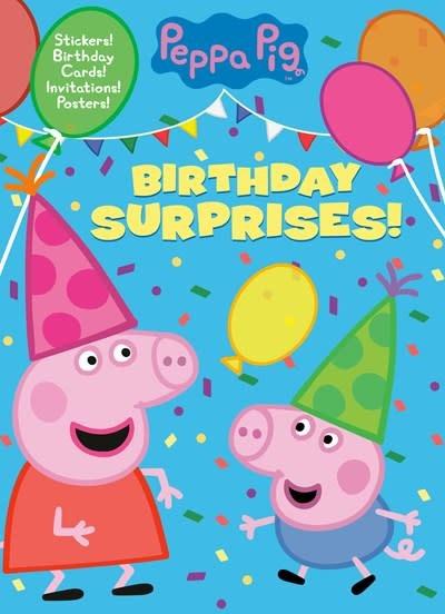 Golden Books Birthday Surprises! (Peppa Pig)