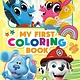 Golden Books Nickelodeon: My First Coloring Book (Nickelodeon)