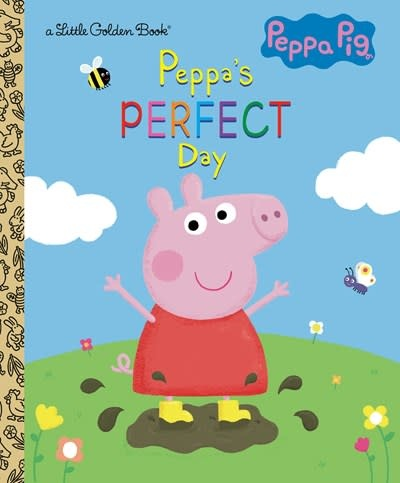 Golden Books Peppa's Perfect Day (Peppa Pig)