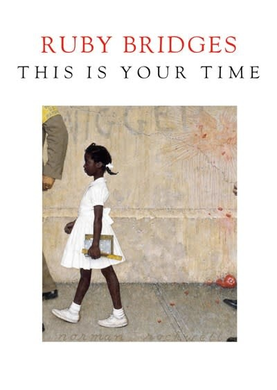 Delacorte Books for Young Readers This Is Your Time