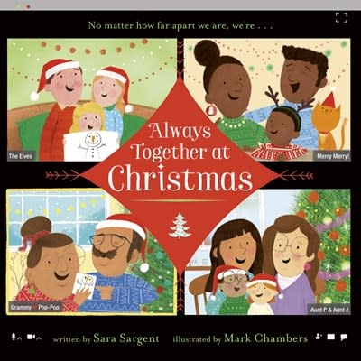 Random House Books for Young Readers Always Together at Christmas