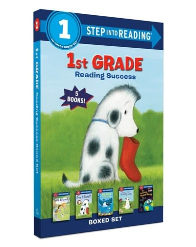 Random House Books for Young Readers 1st Grade Reading Success Boxed Set