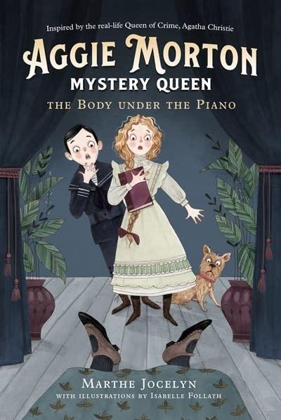 Tundra Books Aggie Morton, Mystery Queen: The Body under the Piano