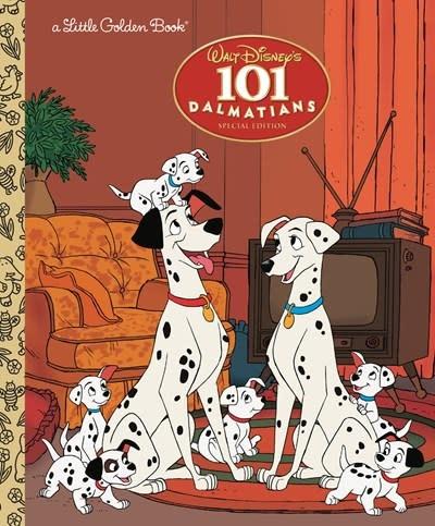 Golden/Disney 101 Dalmatians (Disney 101 Dalmatians)