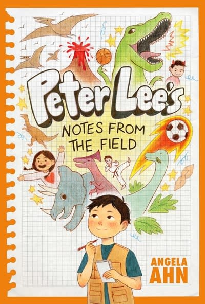 Tundra Books Peter Lee's Notes from the Field