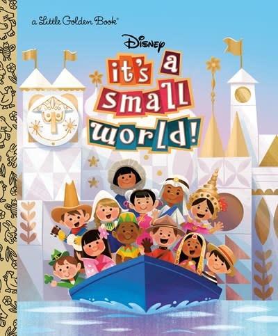 Golden/Disney It's a Small World (Disney Classic)