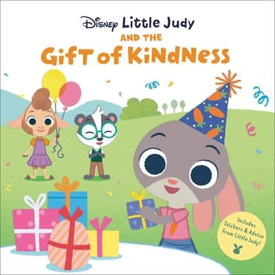 RH/Disney Little Judy and the Gift of Kindness (Disney Zootopia)